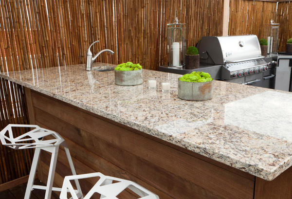 Granite kitchen example